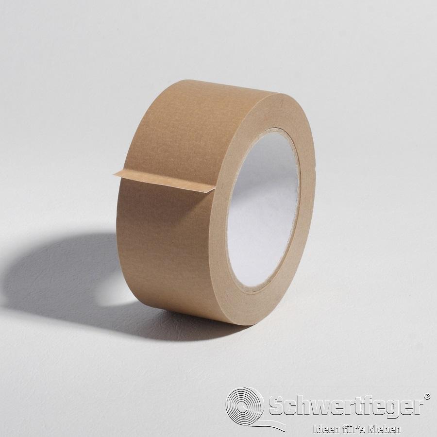Eco Pack 15 Papierklebeband braun 50 mm x 50 m