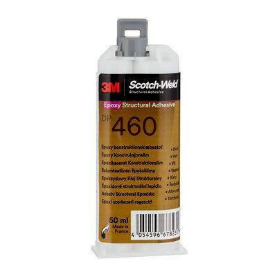 3M™ Scotch-Weld™ DP-460 2K-Konstruktionsklebstoff, 50 ml beige