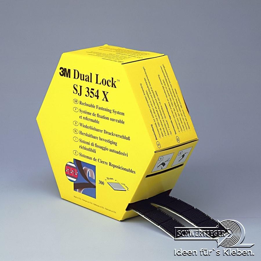 3M SJ-354D Spendebox Scotch Dual-Lock 3540 (8 Rollen/4 Boxen)