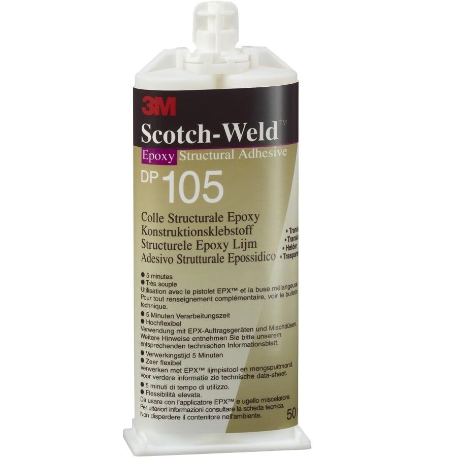 3M Scotch Weld DP 105 transparent 400 ml