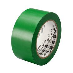 3M™ PVC-Klebeband 764i, grün, 50 mm x 33 m, Grün