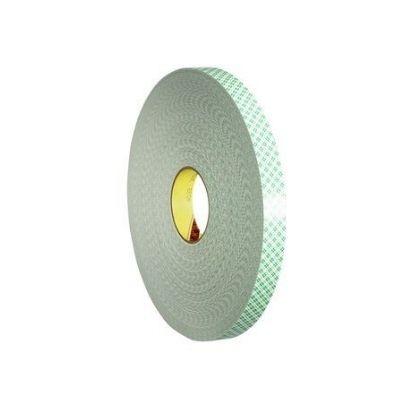 3M™ 4032 Doppelseitiges PU-Schaumstoff-Klebeband, 12 mm x 66 m