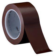 3M™ 471 Hochwertiges Weich-PVC-Klebeband, 50 mm x 33 m, Braun
