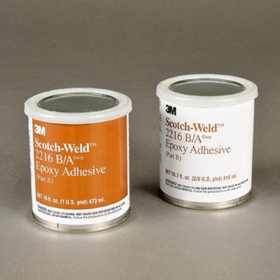 3M Scotch Weld 2216 B/A transluzent 3,785 Liter