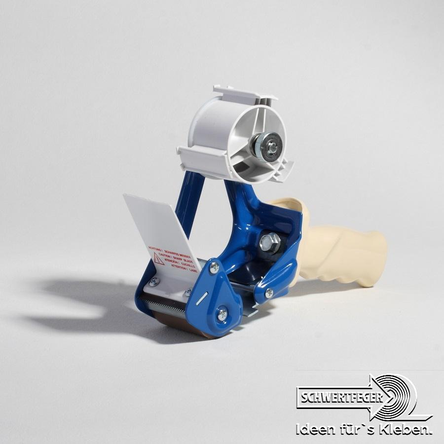 SPADA® D3 Handabroller aus Metall mit Feststellbremse bis 50 mm