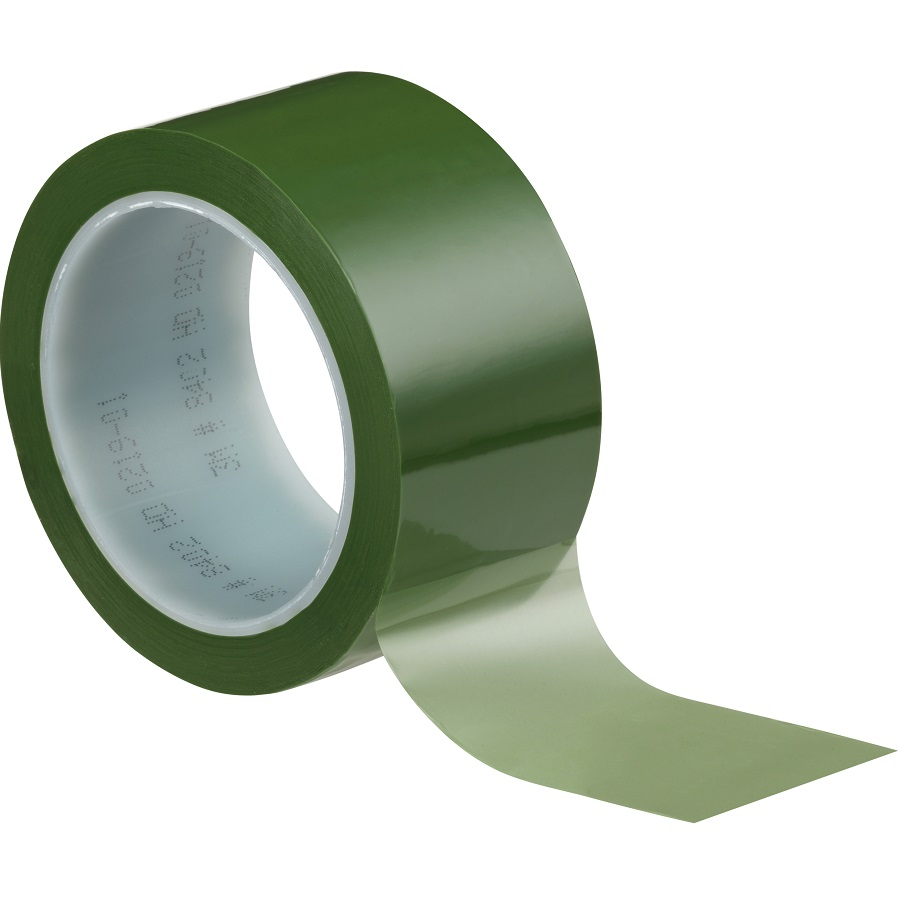 3M 8402 Polyester-Klebeband grün 25 mm x 66 m