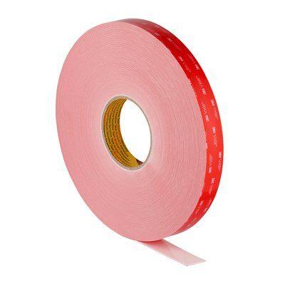 3M™ VHB™ Klebeband LSE-110WF, Weiss, 19 mm x 33 m, 1,1 mm