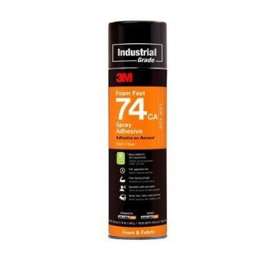 3M™ Sprühklebstoff 74, für Schaumstoffklebungen, 500 ml