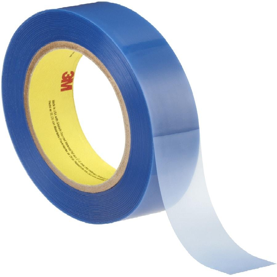 3M 8905 Polyester-Klebeband blau 25 mm x 66 m