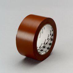 3M™ PVC-Klebeband 764i, braun, 50 mm x 33 m, Braun