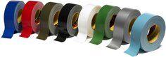 3M™ Gewebeklebeband 389, silber, 25 mm x 50 m