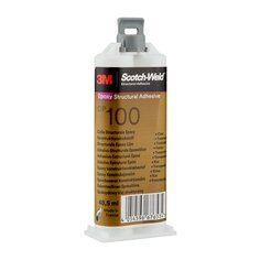 3M™ Scotch-Weld™ DP-100 2K-Klebstoff, 48.5 ml transparent