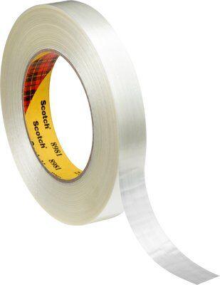 3M™ Filament Klebeband 8981, 12 mm x 50 m