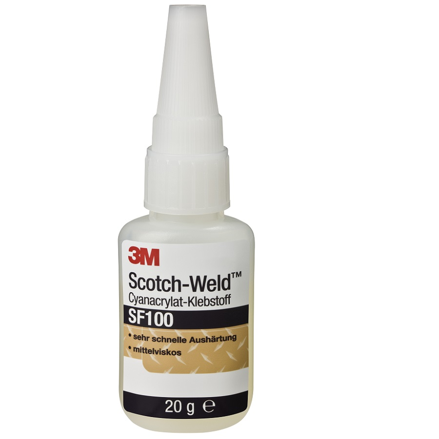 3M Scotch Weld SW SF 100 klar 20g