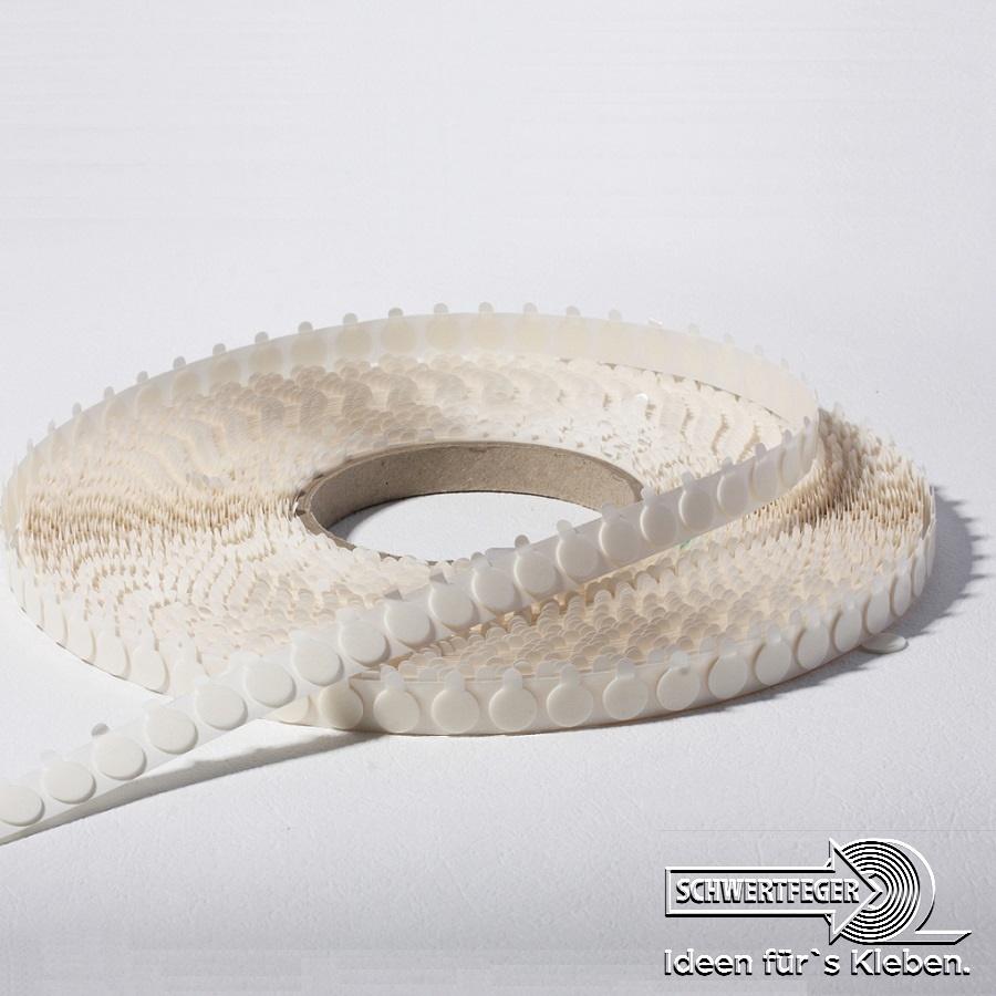 Formstanzteile aus SPADA® 5329 Schaumklebeband Durchmesser 15 mm 5.000 Stück