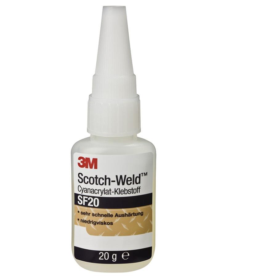 3M Scotch Weld SW SF 20 klar  20g