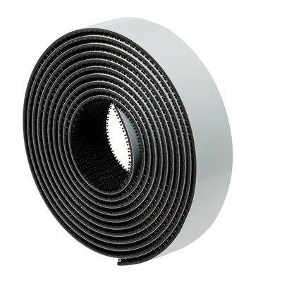 3M™ Dual Lock™ flexibler Druckverschluss SJ3541, schwarz, 25 mm x 45,7 m, 5,7 mm, 62 Köpfe/cm2