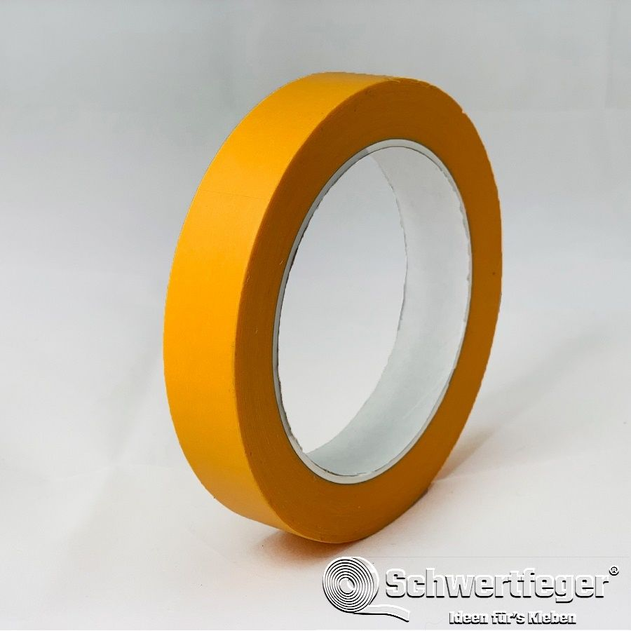 "Goldband ""Washi-Tape"" SPADA-Abdeckband 25 mm x 50 m orange"