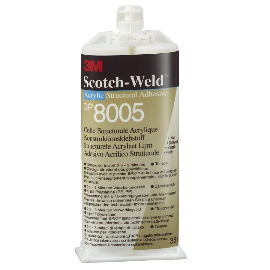 3M Scotch Weld DP 8005 schwarz 490 ml