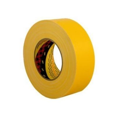 3M™ Gewebeklebeband 389, gelb, 25 mm x 50 m