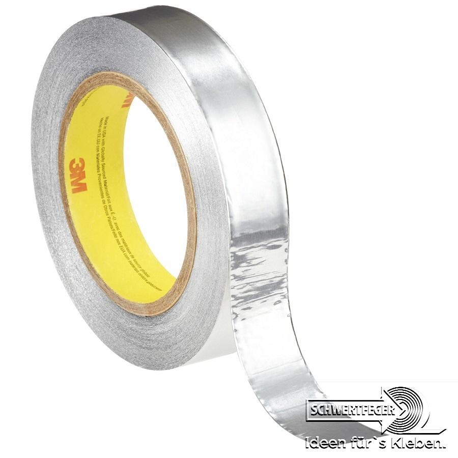 3M 425 Aluminiumklebeband 12 mm x 55 m