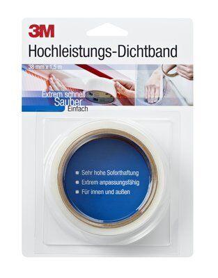 3M™ Extreme Sealing Tape 4412N, 38 mm x 1.5 m