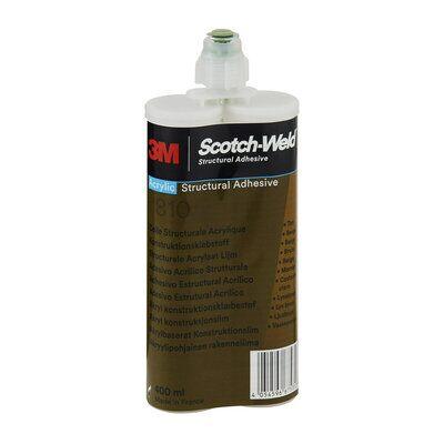 3M™ Scotch-Weld™ DP-810 2K-Konstruktionsklebstoff, 400 ml grün