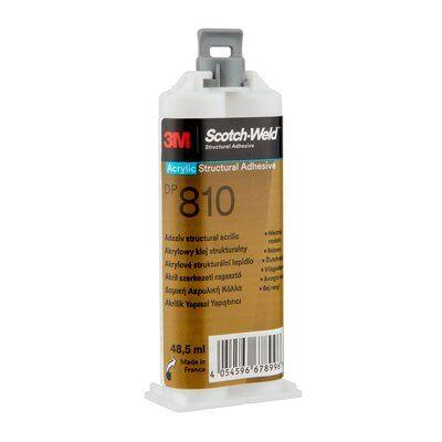 3M™ Scotch-Weld™ DP-810 2K-Konstruktionsklebstoff, 48.5 ml grün