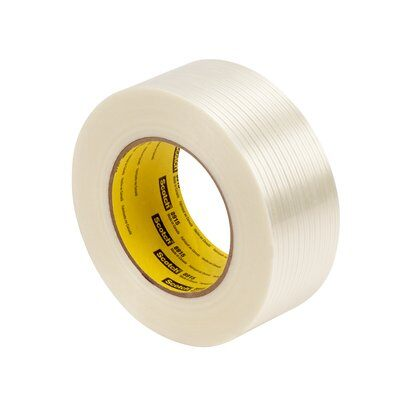 3M™ Filament Klebeband 890, 24 mm x 55 m