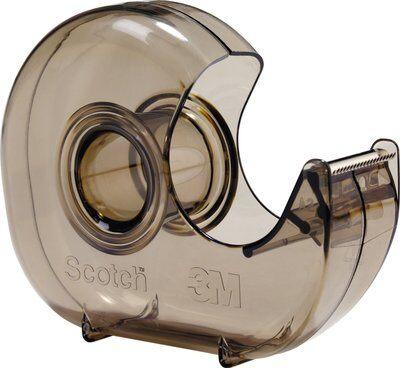 Scotch® One hand Nachfüllbarer Klebebandabroller Smoke