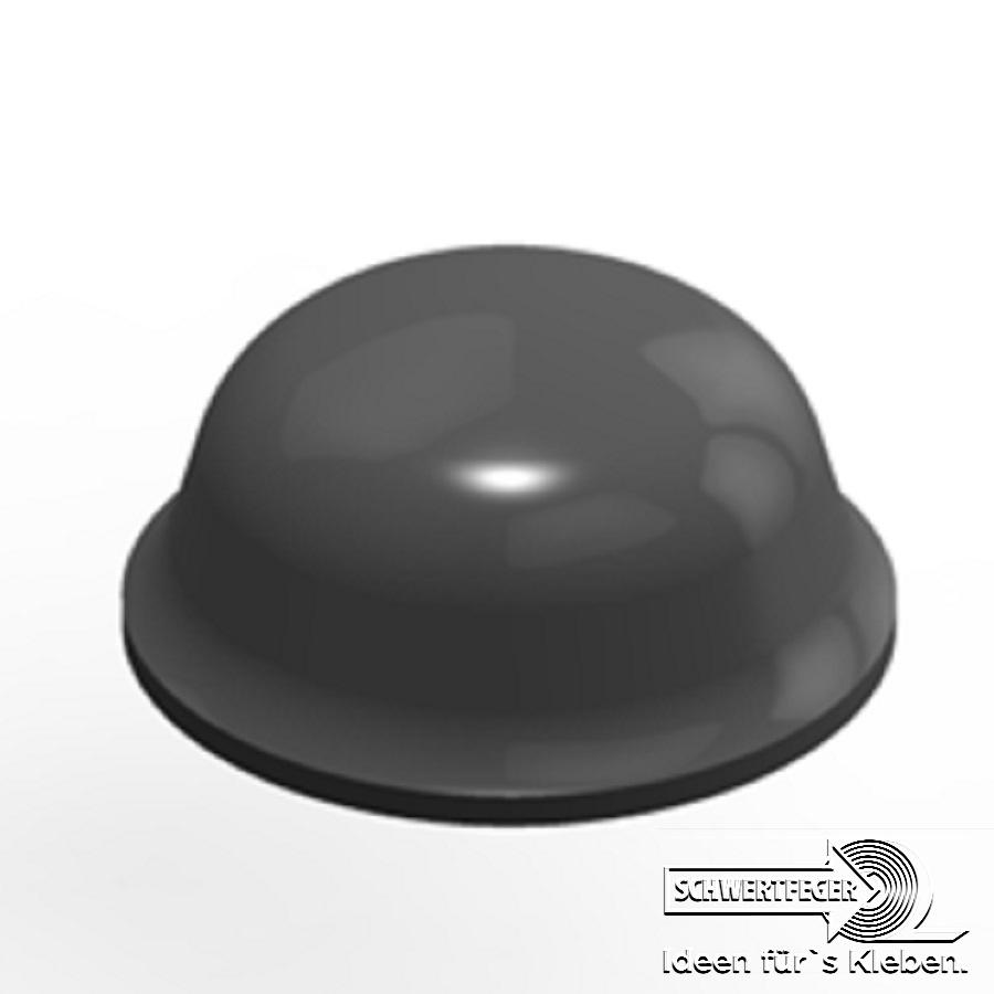 3M SJ 5003 Elastikpuffer grau Durchmesser 11,2 mm Höhe 5,1 mm