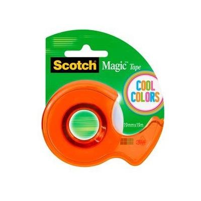 Scotch® Magic™ Klebeband Cool Colours Maxi Abroller 1 Rolle 19 mm x 19 m