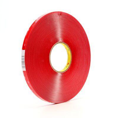 3M™ VHB™ doppelseitiges Hochleistungs-Klebeband 4905P, transparent, 19 mm x 33 m, 0,5 mm
