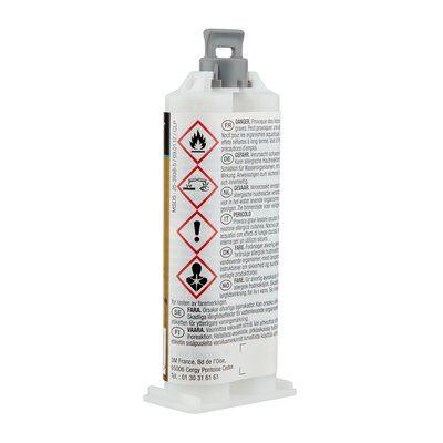 3M™ Scotch-Weld™ 2-Komponenten-Konstruktionsklebstoff auf Acrylatbasis DP804, Transparent, 48.5 ml