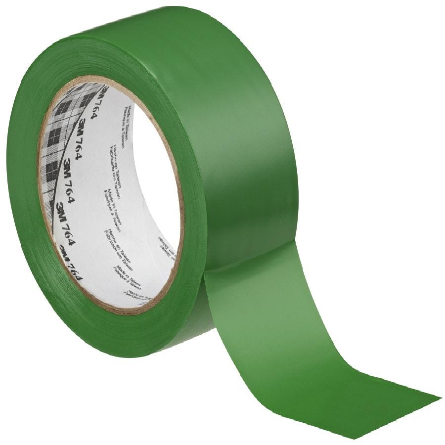 3M 764i Weich-PVC-Klebeband grün 50 mm x 33 m