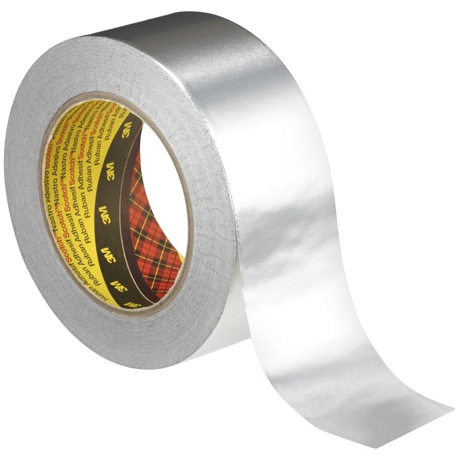 3M 1436 P/F Weichaluminiumklebeband 75 mm x 50 m