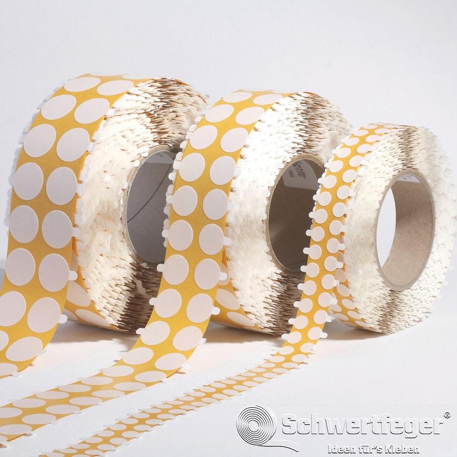 Formstanzteile aus SPADA® 720 Durchmesser 20 mm á 5.000 Stück