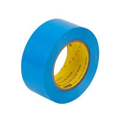 Scotch® Fixierungsklebeband 8899HP, Blau, 18 mm x 55 m, 0.122 mm