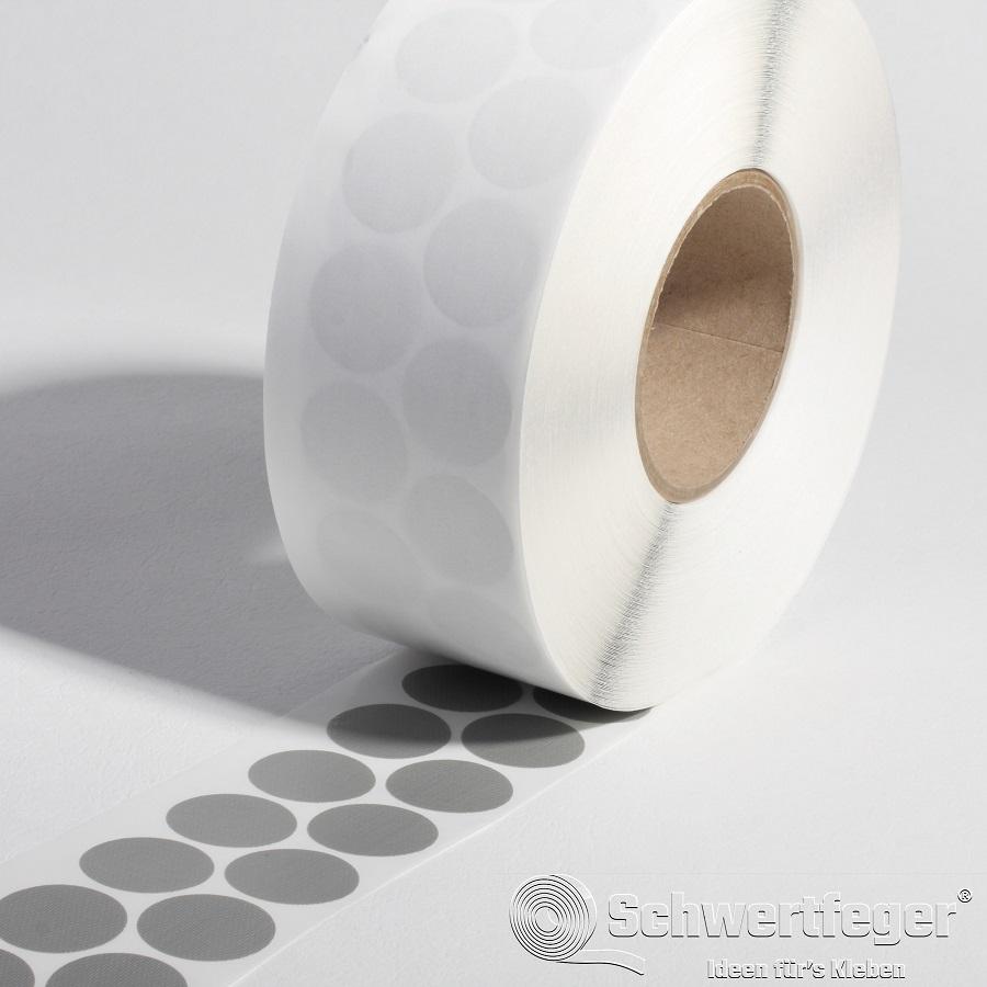 Formstanzteile aus SPADA® BLU 042 Gewebe 30 mm Durchmesser 4.000 Stück