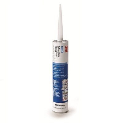 3M™ 550FC Polyurethan Kleb- und Dichtmasse, 310 ml grau