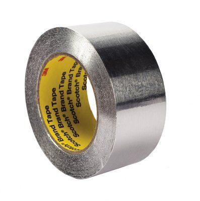 3M™ 425 Weichaluminium-Klebeband, 75 mm x 55 m