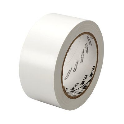 3M™ PVC-Klebeband 764i, weiss, 50 mm x 33 m