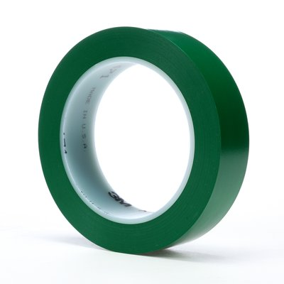 3M 471 Weich-PVC-Klebeband grün 25 mm x 33 m