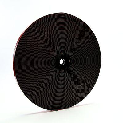 3M™ Dual Lock™ flexibler Druckverschluss SJ3871, schwarz, 25.4 mm x 41 m, 6,1 mm, 62 Köpfe/cm2, Aussenbreich