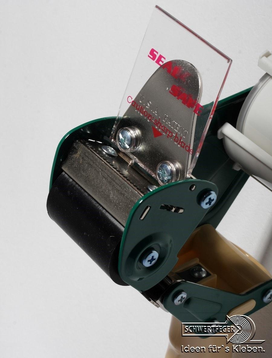 Handabroller SPADA®-SH verdecktes Messer Sicherheitsabroller bis 50 mm