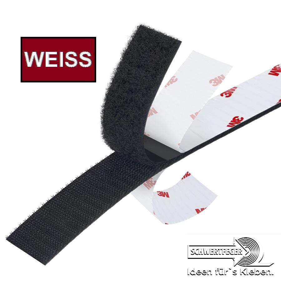 3M SJ-3527 N Schlaufenband weiss 25.4 mm x 45,7 m lang