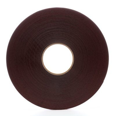 3M™ VHB™ doppelseitiges Hochleistungs-Klebeband 5925F, schwarz, 9 mm x 33 m, 0,6 mm