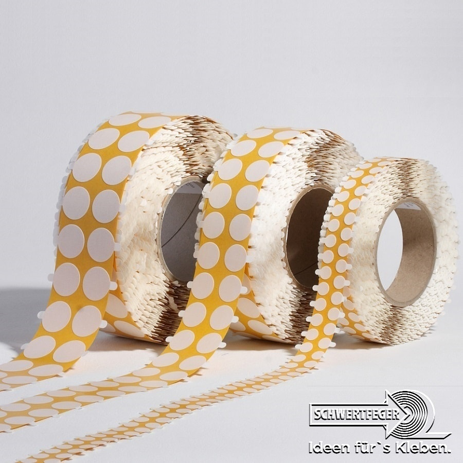 Formstanzteile aus SPADA® 4543 Durchmesser 15 mm 5.000 Stück