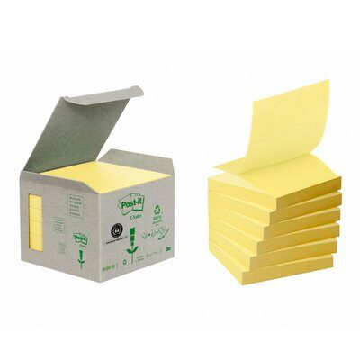 Post-it® Recycling Notes R330-1B, 100% PEFC CH18/0914
