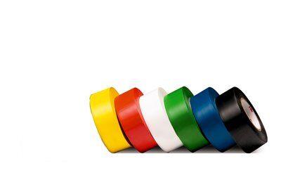 3M™ PVC-Klebeband 764i, rot, 50 mm x 33 m, Rot